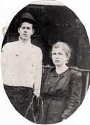 Alex Wm DuBell and sister Marine DuBell