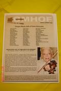 Oregon Music Hall of Fame 2007