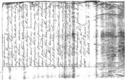 John DuBell's Naturalization record