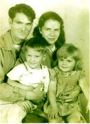 Walter L. & Betty M. Thompson with Ronnie & Sherry