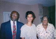 Me and my Faithful Parents. I miss U.