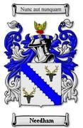 Needham coat of arms