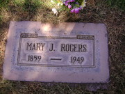 Mary Jane York Rogers
