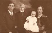 1919 Arthur, Marvin, Raymond, Florence
