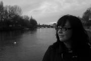 Lucy and River Severn