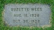 suzetteweed