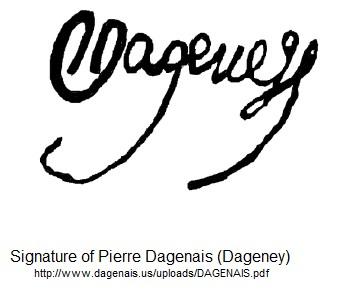 Dageney (Dagenais)