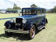 1928 Dodge Standard Six Budd bodied sedan- Stephen Bryant