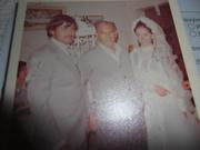 Boda papas 1974