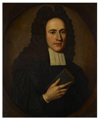 Rev. Ralph Erskine