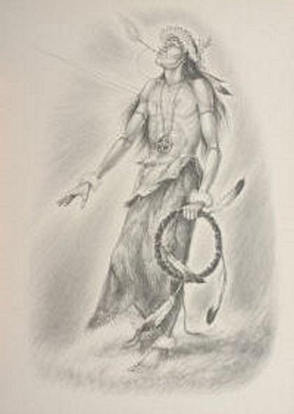 Sun-Dancer  Vera Louise Drysdale