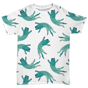 Limited Edition Crazy Cat Person Tee   Cat Apparel