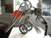 San Francisco's Recycling Center Art