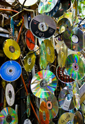 Recycled Art (CD's)