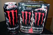 Monster energy MW2
