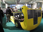 More of the Solar Powered Car