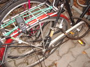 Bike-powered MP3-Player