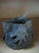 Talaandig inspired sacred jar