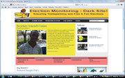 Election Monitoring Dark Site!