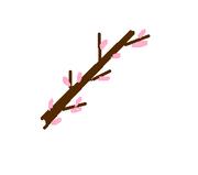 symbol-cherry blossom