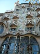 """Casa Batlló, """"casa de los huesos"""""""