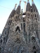 La Sagrada Familia - Gaudí