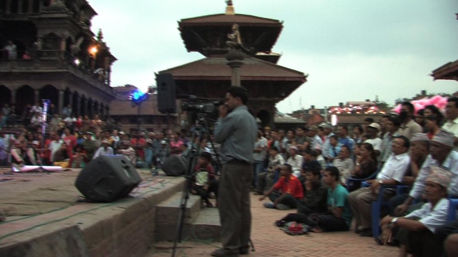Music 4 Peace - Concert Nepal celebrating Mahatma Gandhi's 143rd birthday