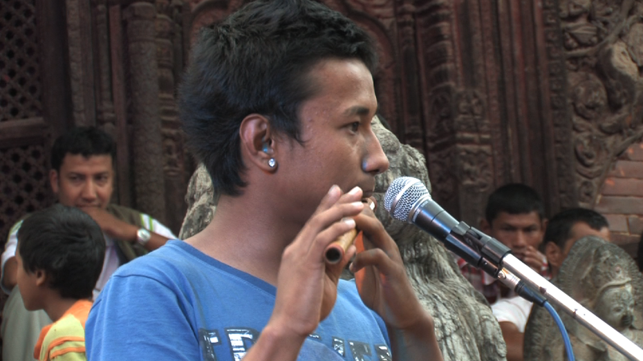 Music 4 Peace - Concert Nepal - Mahatma Gandhi's 143rd birthday