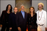 Music 4 Peace - Gandhi Tour with Donna Karan in New York
