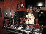 DJing at Smiles Night Club in Sherman Oaks