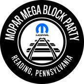 NHRA Mega Mopar Block Party& car show