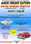 Bloomfield Center Cruise Nights