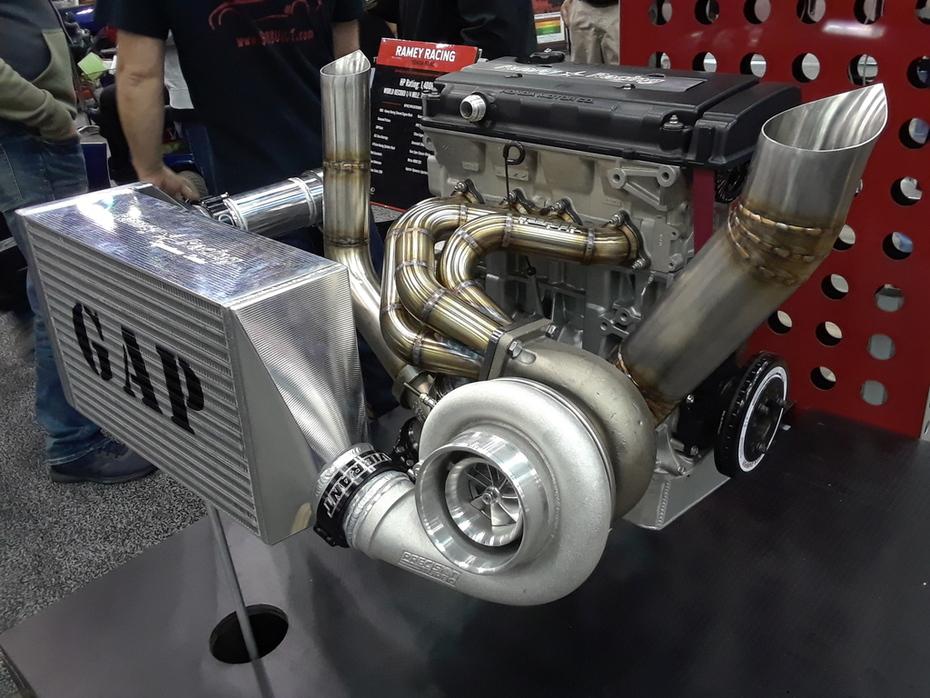 2018 PRI 1400hp Honda
