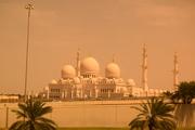DUBAI- Dia 4 - Mezquita Sheikh Zayed en Abu Dhabi