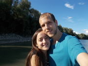 Yo y mi novio