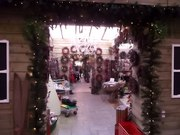 Sunshine Garden Centre at Christmas