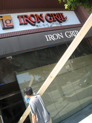 New Restaurant in Rancho Park - Iron Grill