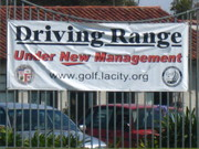 Rancho Park Golf Course under new managment