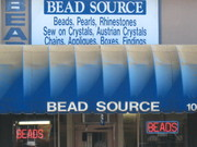 Bead Source bead store in Rancho Park
