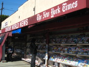 Century World News stand in Rancho Park
