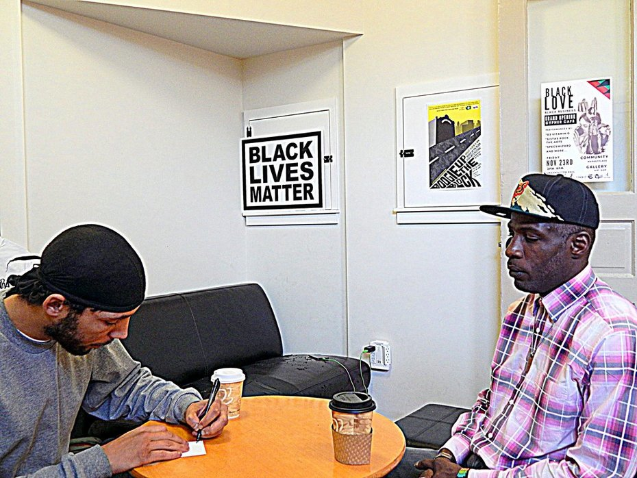 Ernest Peace talks Life, Inspiration, & Poetry in an Exclusive Interview w/ Mistah Wilson