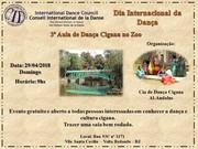 3º Aula de Dança Cigana no Zoo