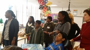 Annual Toy giving 2014