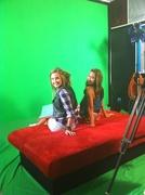 music video. green screen!