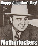 Al Capone Valentine's Day
