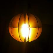 Lámpara Rompecabezas 3D