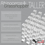 Taller Rhino+Grasshopper