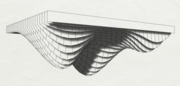 Mock up 3D Parametric Roof