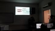 Workshop de Morfologias Digitales Parametrizadas en el Rhino Fab de UPB, en el contexto de los XX Años de Morfolab gracias a Aaron Brakke de la University of Illinois