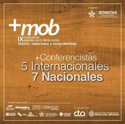 Conferencia +MOB17 Mobiliario Sustentable y Social mente Responsable con Mitzi Avila de México